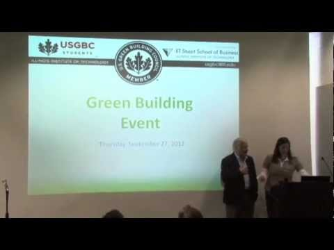Green Apple Day at Illinois Institute of Technology - Green Buildings