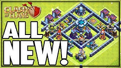 ALL NEW! Clash of Clans UPDATE in FULL - Town Hall 13!