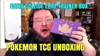 Elite Trainer's Box Fates Collide Unboxing