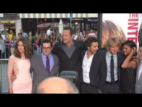 """Red Carpet Report: """"The Internship"""" & """"The East"""""""