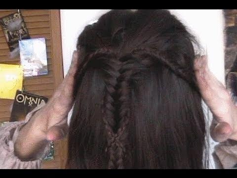 Elrond Hair Tutorial YouTube