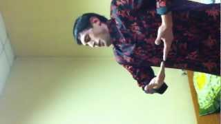 уроки кунг-фу от Илюши