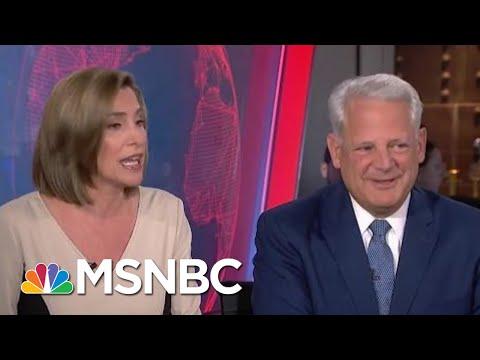 Former Representative Steve Israel: The Caravan Of Fear Is The New Ebola | Velshi & Ruhle | MSNBC