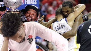 THIS RUINED MY WHOLE DAY... WARRIORS vs ROCKETS GAME 7 HIGHLIGHTS