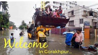 Gorakhpur Vlog    After Two Day's Rain🎶😇😊🎶
