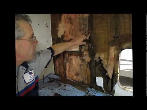 Rotten Camper Repair Youtube