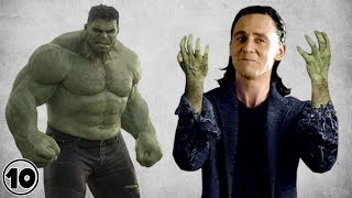Top 10 Avenger Theories That Will Ruin Your Childhood
