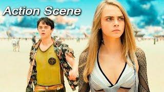 Valerian Action Movie Scenes 2018