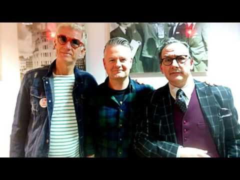 The Damned BBC Radio 6 Music 22/05/16