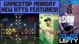 NEW ROAD TO THE SHOW FEATURES IN MLB THE SHOW 19! 1 NEW LEGEND IN DIAMOND DYNASTY!