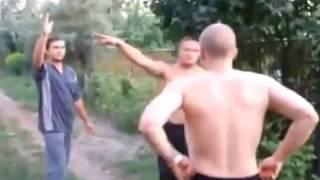 Деревня Драка Алкаши)