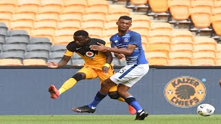 DStv Premiership | Kaizer Chiefs v Maritzburg United | Highlights