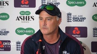 'Disappointed' England batting coach remains positive