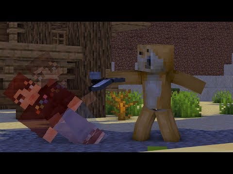 JunkyJanker runs after James Charles [Minecraft Animation] thumbnail
