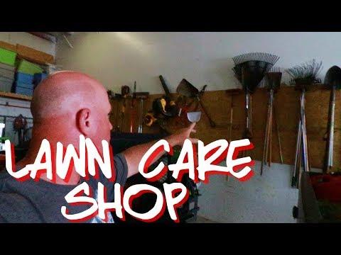 Lawn & Landscape Shop Tour