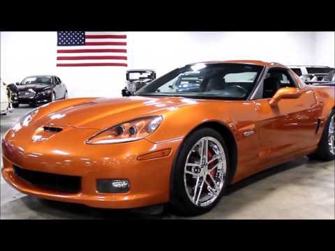 2007 Chevrolet Corvette Z06 Convertible - YouTube