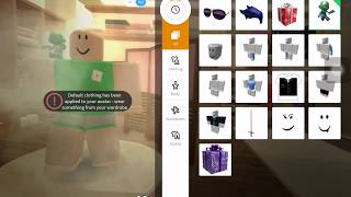 (ROBLOX) How to make a noob to a pro skin in ROBLOX