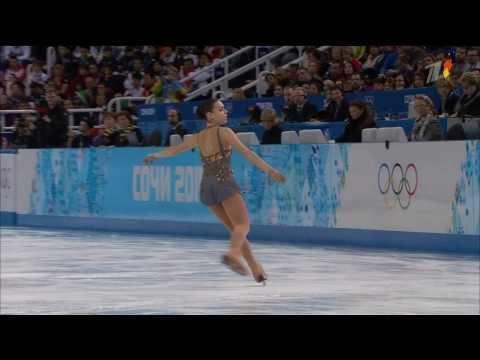 Золотое выступление Аделины Сотниковой!