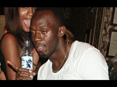 Usain Bolt Incredible Diet For Olympic Gold Medals