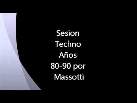 Remember - Sesion Techno Años 80 - 90 por Massotti 4