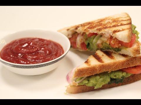 Aloo Sabzi Sandwich | Sanjeev Kapoor Khazana