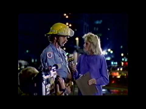 """Tampa WTSP 10 Action News - """"We're The Team"""" promo 1984"""