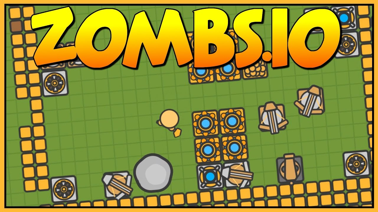 Zombs.io - Awesome Zombie Invasion .IO Game - Top of the ...