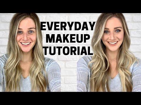 My Everyday Makeup Routine Tutorial