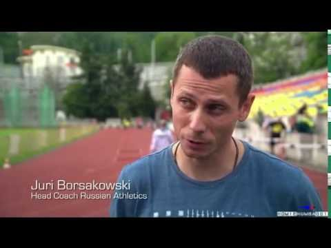 TOP SECRET: Showdown for Russia - The doping scandal [documentary-engl]
