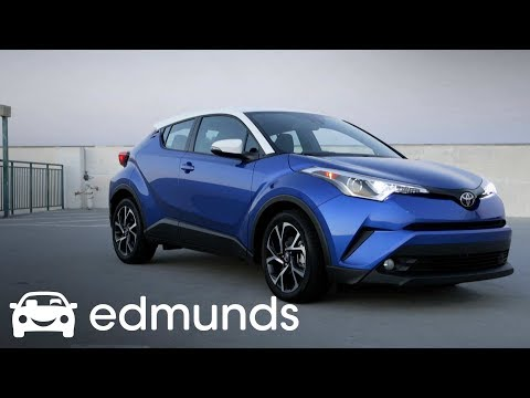 2018 Toyota C-HR Model Review | Edmunds