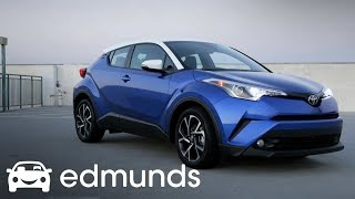 2018 Toyota C-HR Model Review