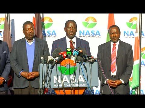 فرانس 24:Kenya's opposition leader to take poll dispute to Supreme Court