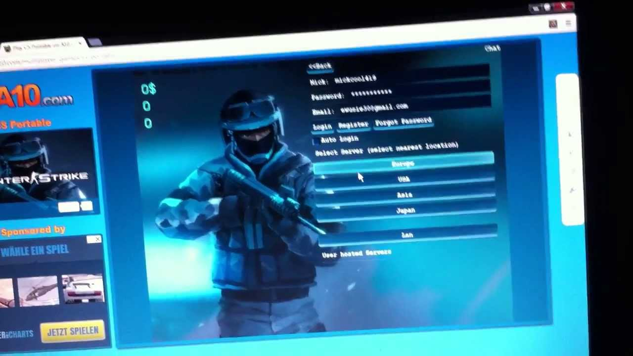 Cs Portable Play Online