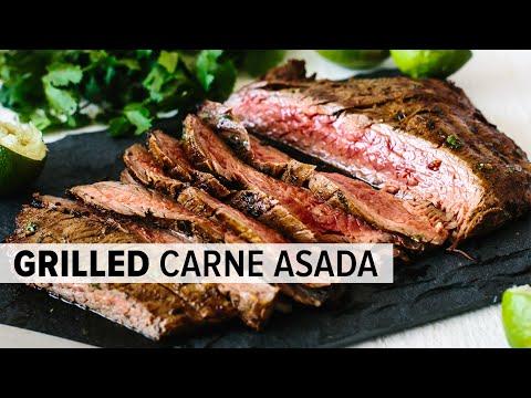 Carne Asada Fries & Carne Asada Tacos Recipe