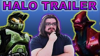 REACT To HALO 1 TRAILER From E3 2000