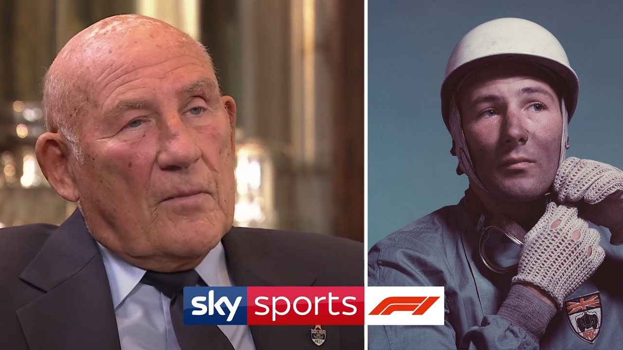 The Sir Stirling Moss story | Damon Hill's tribute | Sky Sports F1