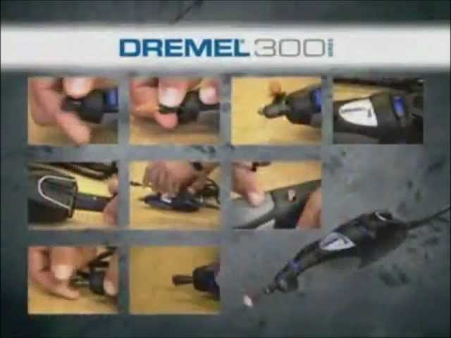 Dremel 300 series