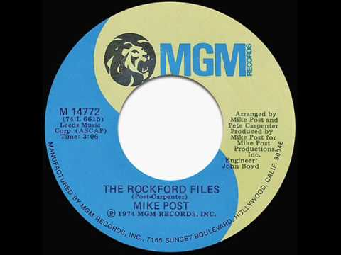 Mike Post - The Rockford Files