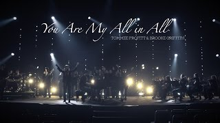 You Are My All in All - Dennis Jernigan - Worship Cover by Tommee Profitt & Brooke Griffith