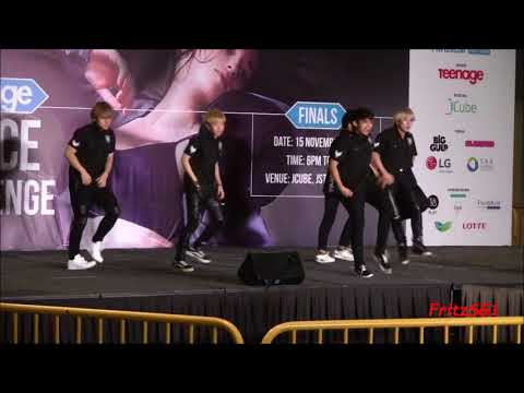 M7NIAC (Open Category) - 2015 Teenage Dance Challenge (Finals)