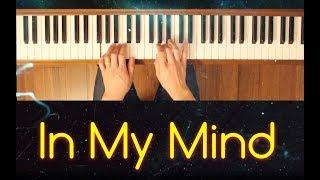 In My Mind (Dynoro & Gigi D'Agostino) [Intermediate Piano Tutorial]