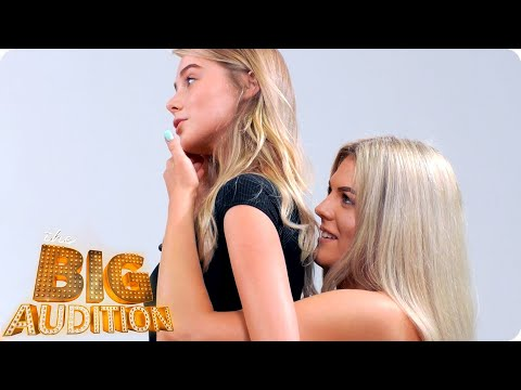 Will Ruby Be A Dab Hand At Hand Modelling? | The Big Auditio