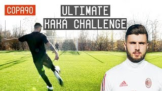 Ultimate Kaká Challenge With Patrick Cutrone | European Nights