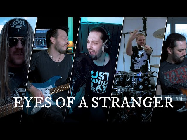 EYES OF A STRANGER - Queensrÿche [full band cover]