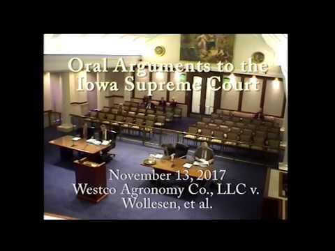 15-0471  Westco Agronomy Co., LLC v. Wollesen, et al. , November 13, 2017