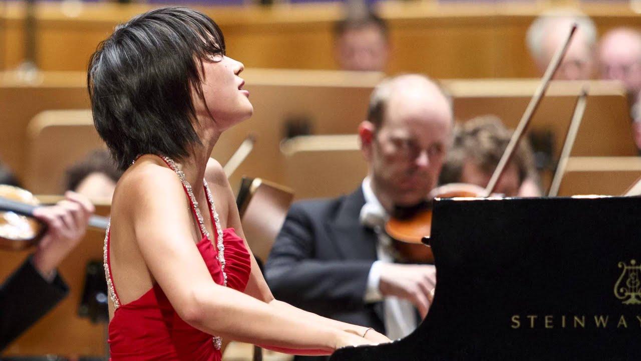 Yuja Wang: Rachmaninov Piano Concerto No. 3 in D minor Op