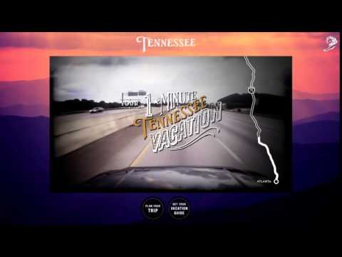 One Minute Vacation - Tennessee Department of Tourist Development (CANNES LIONS 2015 Case study)
