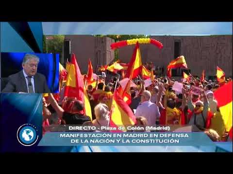 Especial Manifestación Madrid - Noticias Intereconomía |07-10-2017