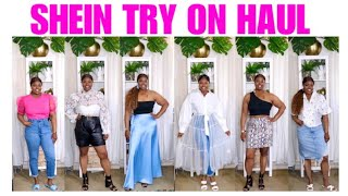 SHEIN SUMMER TRY ON HAUL