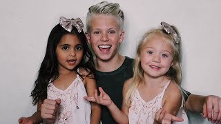 MY NEW GIRLFRIENDS!!!  Everleigh & Ava (ForEverAndForAva)